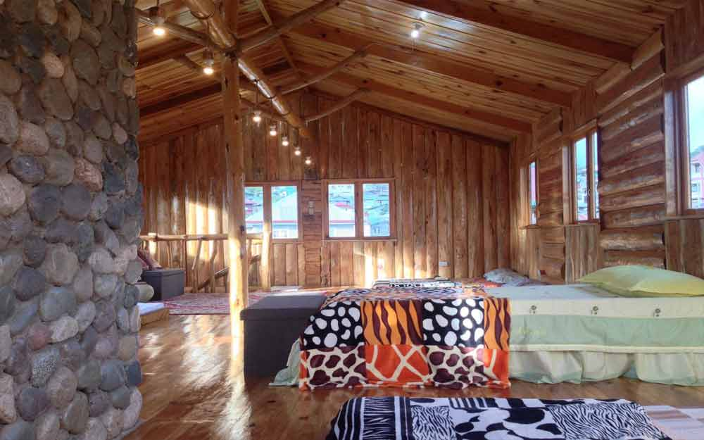 Agape Log Cabin​ Hostel