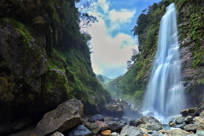 cascada Bomod-ok en Sagada