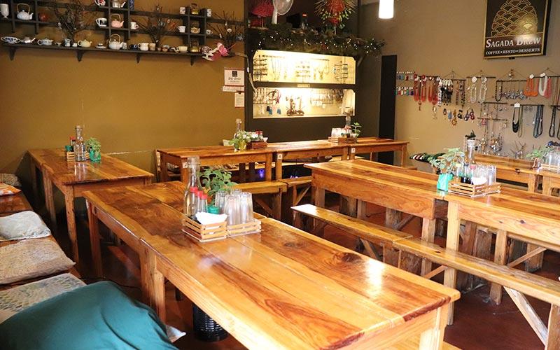 restaurante Sagada Brew