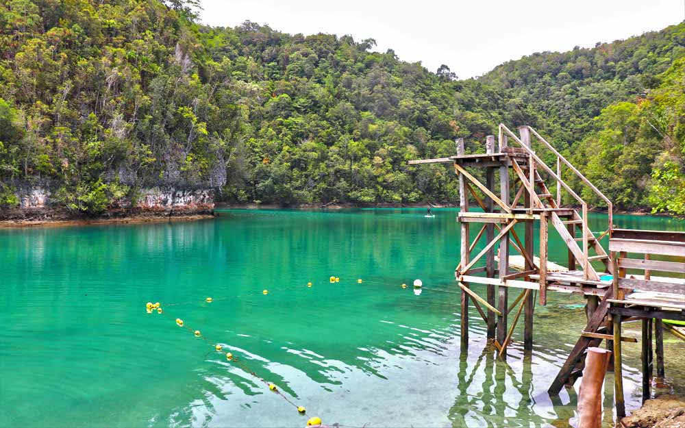 Sugba Lagoon Siargao Filipinas