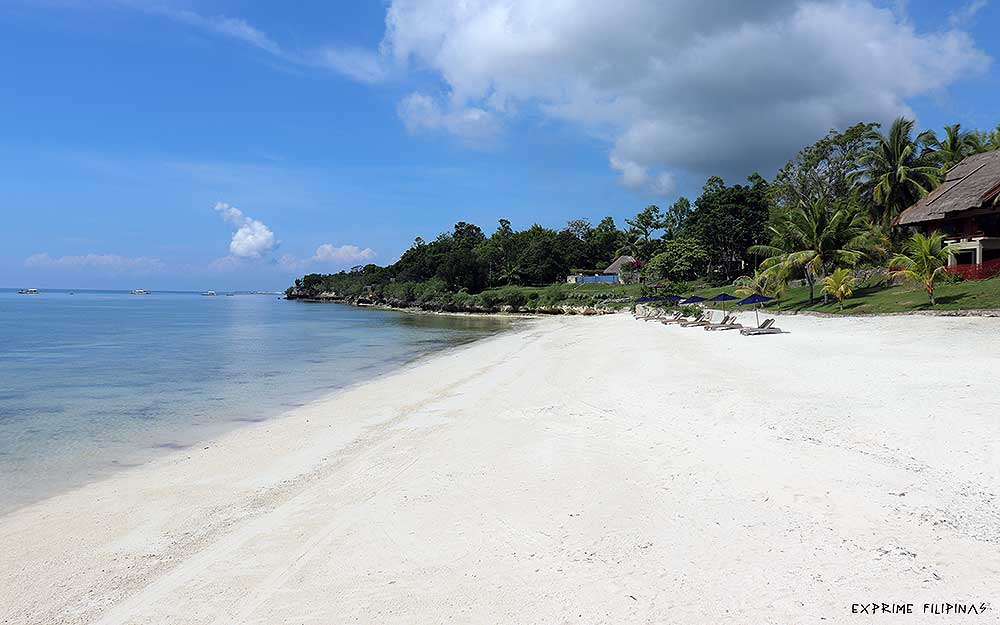 Eskaya Beach, Panglao, Bohol