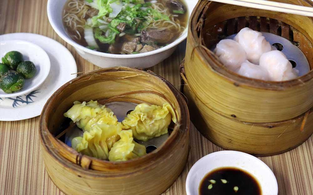 Wai ying fast food